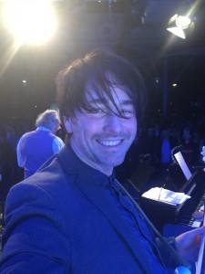 Stage-Selfie-Grüße