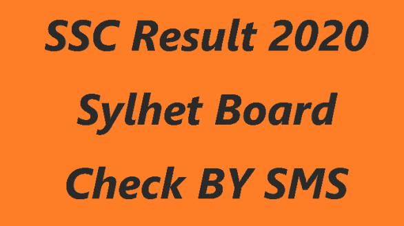 SSC Result 2020 Sylhet Board