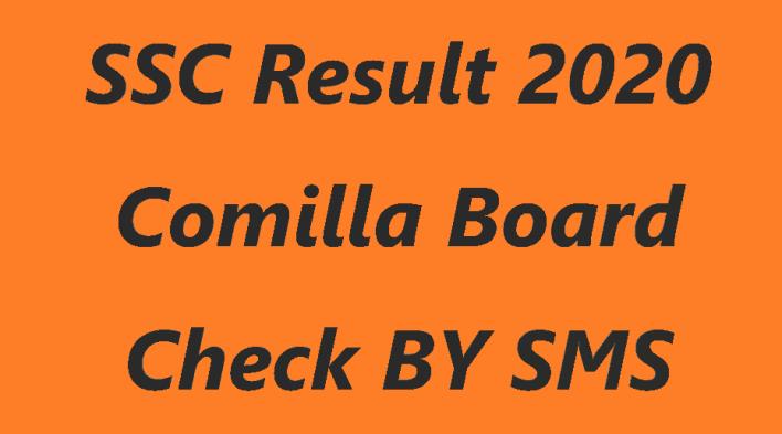 SSC Result 2020 Comilla Board Marksheet