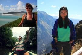 Alleen reizen bloggers