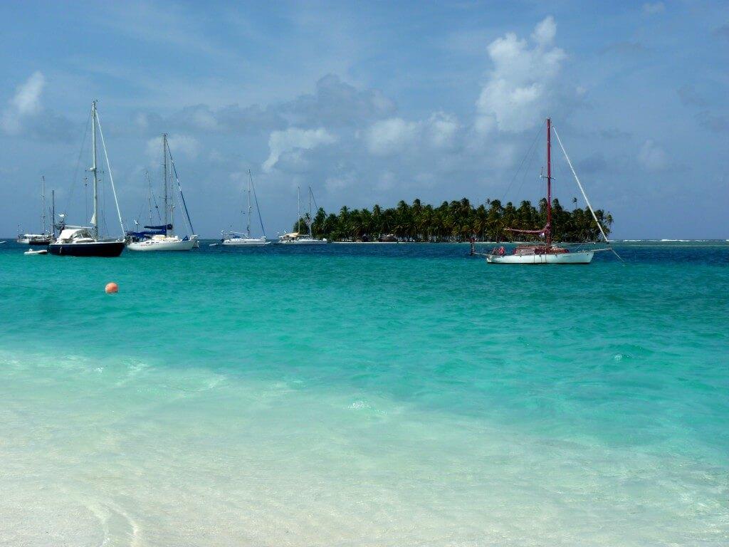 san blas eilanden
