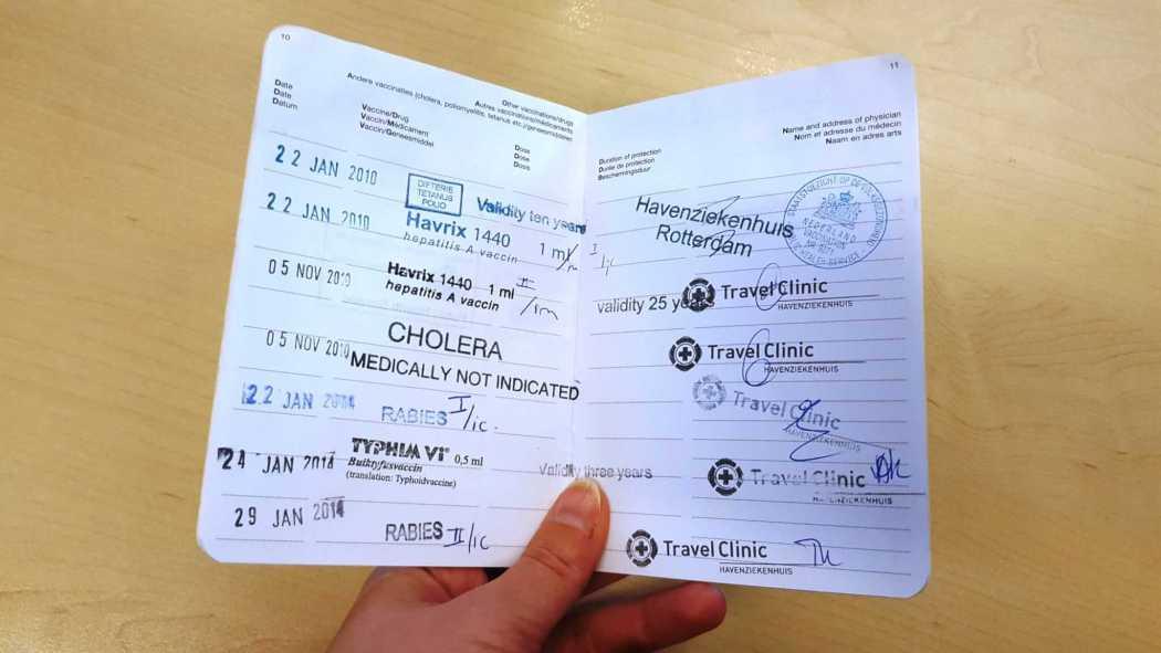 Vergoeding Vaccinaties malariapillen