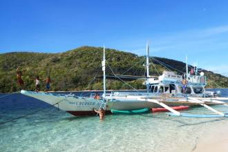 Buhay Isla Filipijnen El Nido Coron