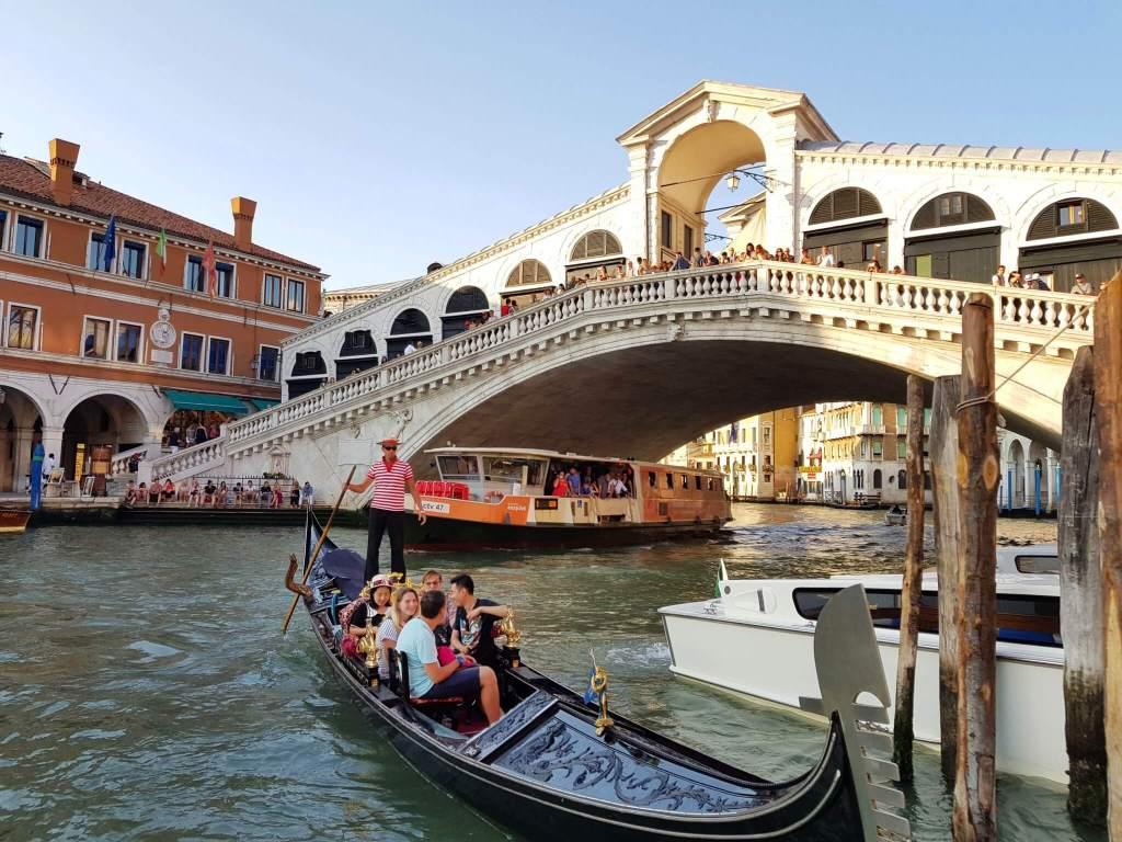 Rialtobrug Venetie