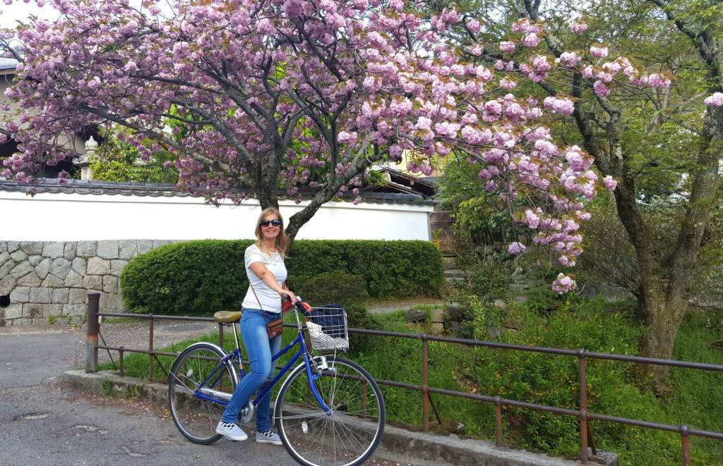 japan fietsen