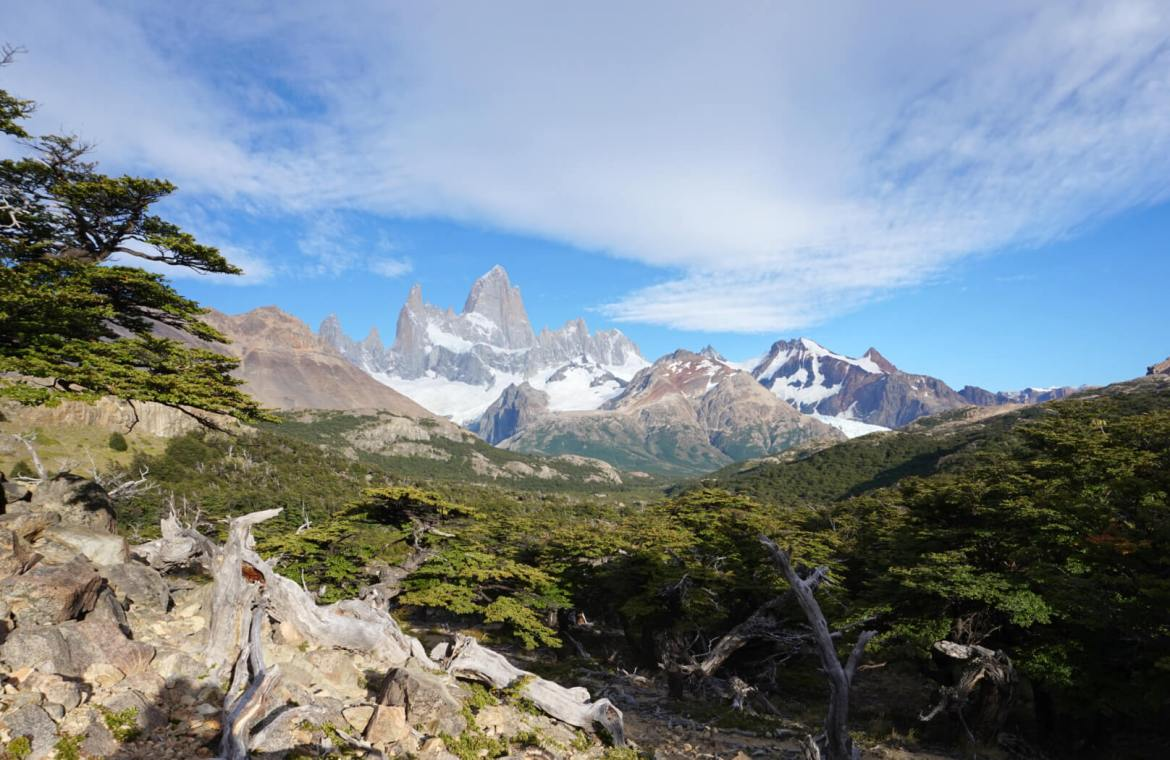 Backpacken in Argentinië en Patagonië.