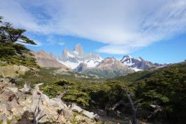 Backpacken in Argentinië en Patagonië.