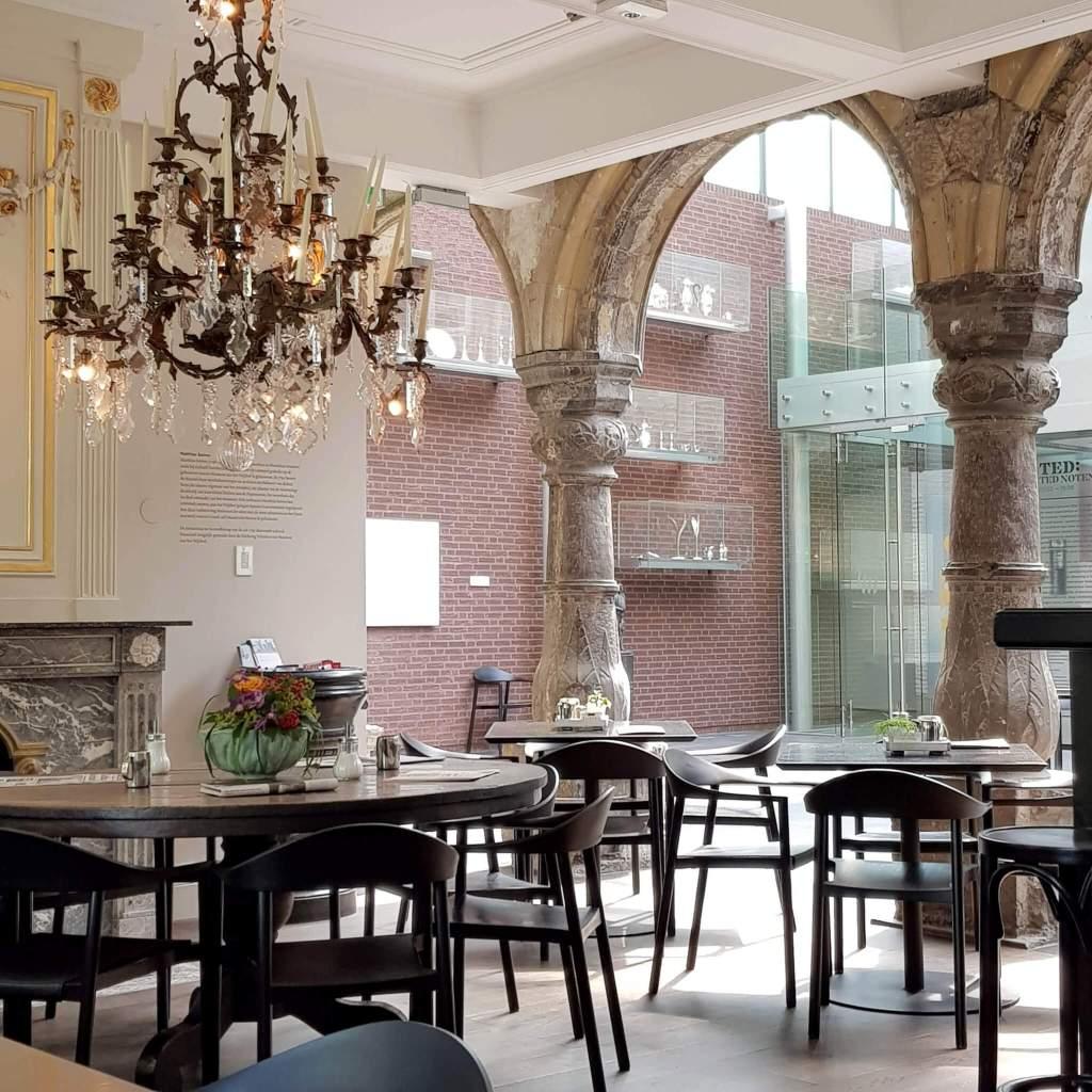Grand Café Maastricht Soiron aan het Vrijthof