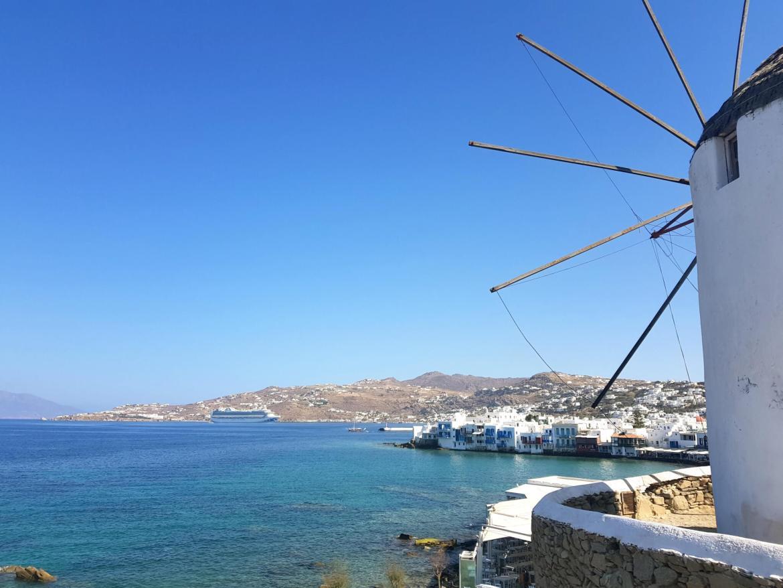 Eilandhoppen in de Cycladen in Griekenland; een droombestemming
