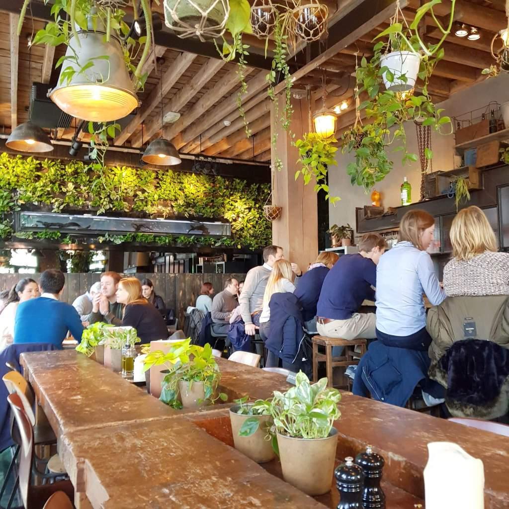 Restaurant Roest in Antwerpen