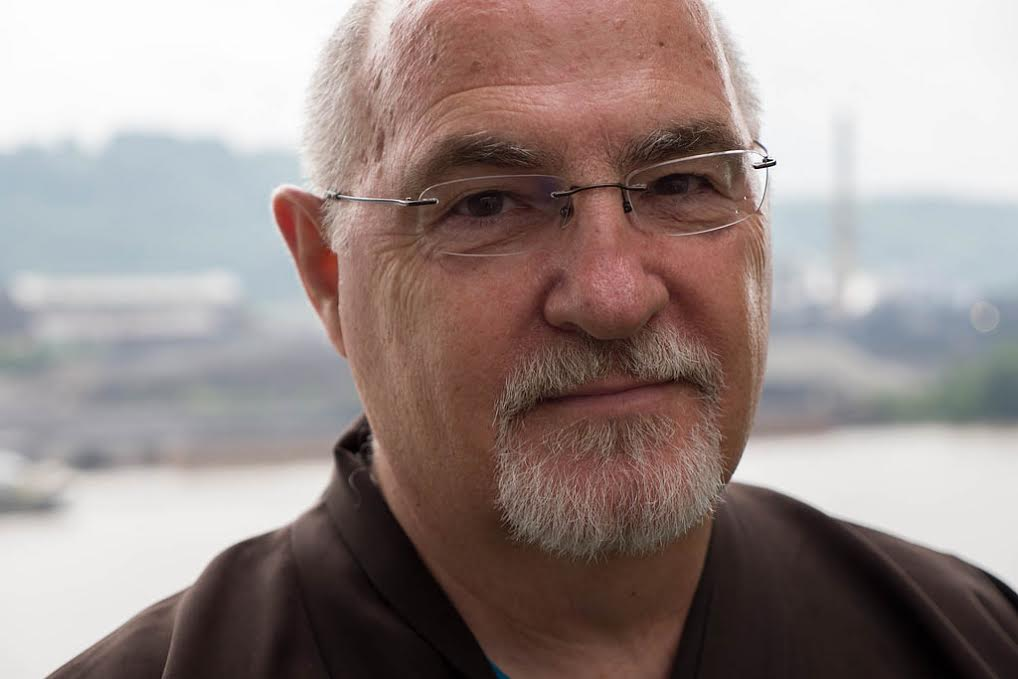 George Hoguet is an ordained lay person in the Buddhist Order of Interbeing. Photo courtesy George Hoguet