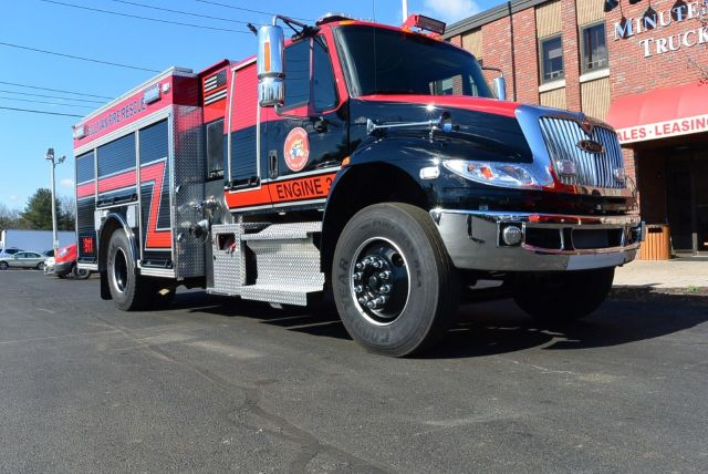 Sullivan Fire Department, ME Job #32235 3/28/2019