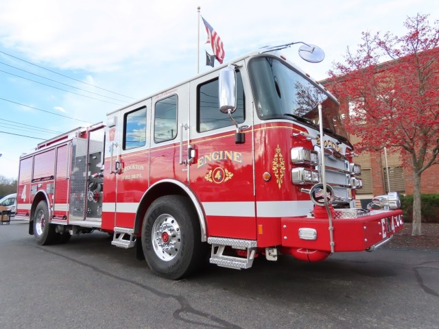 Brockton Fire Department, MA Job #34945-01