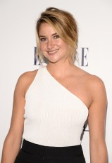 LOS ANGELES, CA - OCTOBER 19: Actress Shailene Woodley attends the 22nd Annual ELLE Women in Hollywood Awards at Four Seasons Hotel Los Angeles at Beverly Hills on October 19, 2015 in Los Angeles, California. (Photo by Michael Kovac/Getty Images for ELLE)