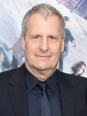 "NEW YORK, NEW YORK - MARCH 14: Actor Jeff Daniels attends the New York premiere of ""Allegiant"" at the AMC Lincoln Square Theater on March 14, 2016 in New York City. (Photo by Jamie McCarthy/Getty Images)"