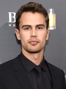 "NEW YORK, NEW YORK - MARCH 14: Actor Theo James attends the New York premiere of ""Allegiant"" at the AMC Lincoln Square Theater on March 14, 2016 in New York City. (Photo by Jamie McCarthy/Getty Images)"