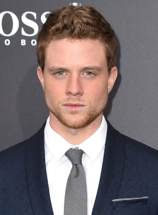 "NEW YORK, NEW YORK - MARCH 14: Actor Jonny Weston attends the New York premiere of ""Allegiant"" at the AMC Lincoln Square Theater on March 14, 2016 in New York City. (Photo by Nicholas Hunt/Getty Images)"