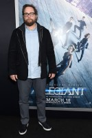 "NEW YORK, NEW YORK - MARCH 14: Director Robert Schwentke attends the New York premiere of ""Allegiant"" at the AMC Lincoln Square Theater on March 14, 2016 in New York City. (Photo by Jamie McCarthy/Getty Images)"