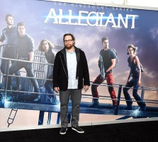 "NEW YORK, NY - MARCH 14: Director Robert Schwentke attends ""Allegiant"" New York premiere at AMC Loews Lincoln Square 13 theater on March 14, 2016 in New York City. (Photo by Kevin Mazur/WireImage)"