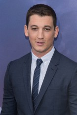 "NEW YORK, NY - MARCH 14: Actor Miles Teller attends the ""Allegiant"" New York Premiere at AMC Loews Lincoln Square 13 theater on March 14, 2016 in New York City. (Photo by Mark Sagliocco/Getty Images)"