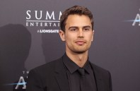 """NEW YORK, NY - MARCH 14: Actor Theo James attends the """"Allegiant"""" New York premiere at AMC Loews Lincoln Square 13 theater on March 14, 2016 in New York City. (Photo by Jim Spellman/WireImage)"""