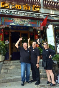 Dot Club leadership in China (20) Colin Campbell, Jeff Sass, Michele Van Tilborg