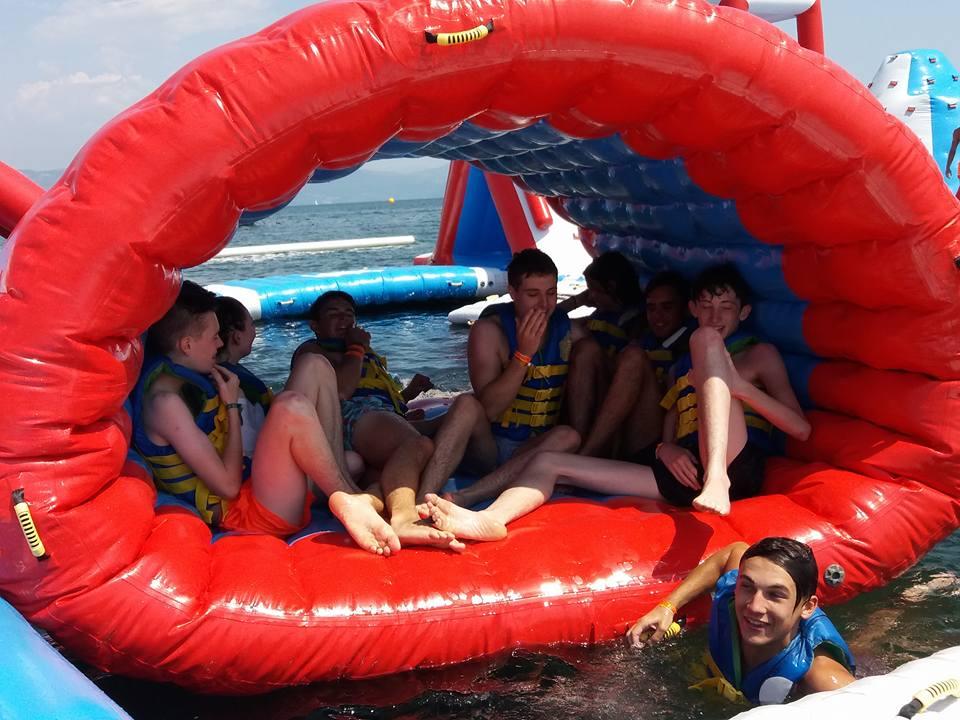Biggest waterpark in Corfu
