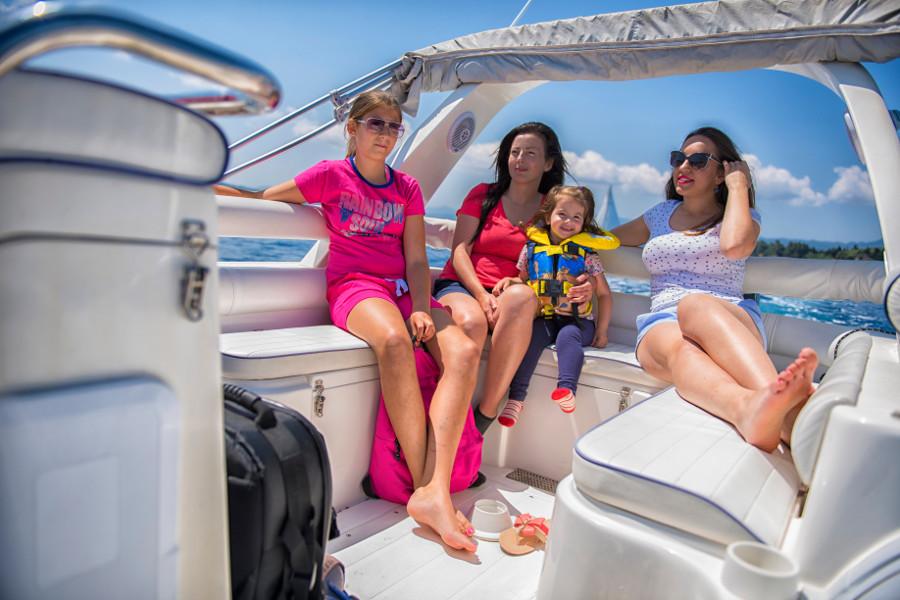 Corfu Skippered boat hire