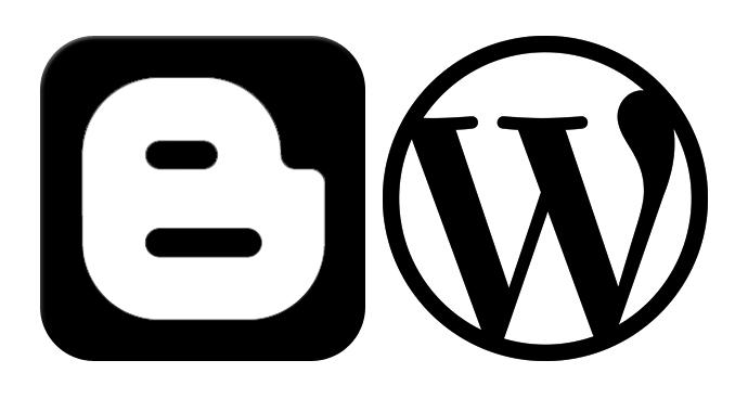 Blogger WordPress Wechsel