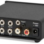 Pro-Ject Switch Box S – Black
