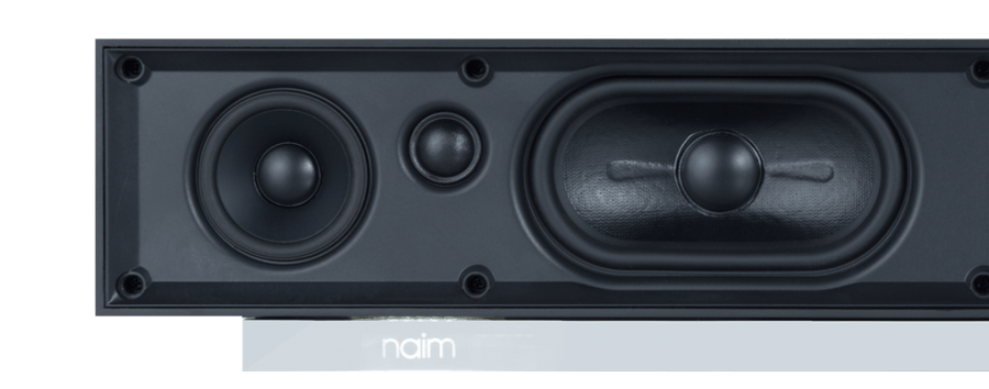 Mu-so 2 Naim-Focal Optimised Drivers