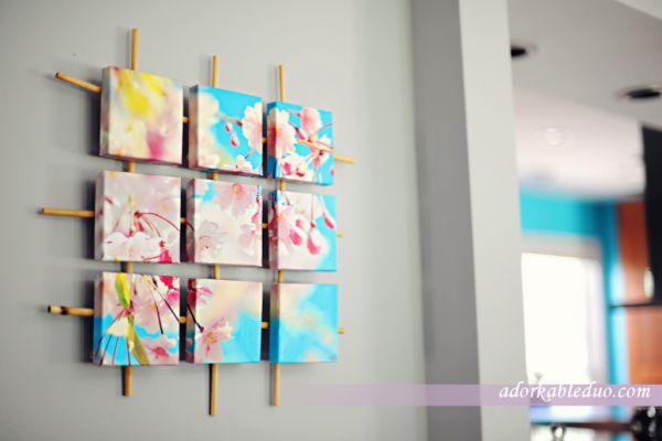 1001+ Wanddekoration Ideen Zum Selbermachen