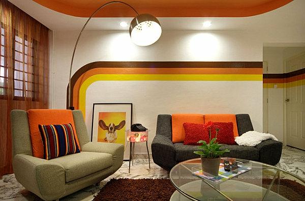 Wandfarben Ideen Und Beispiele Welche Farben Passen In