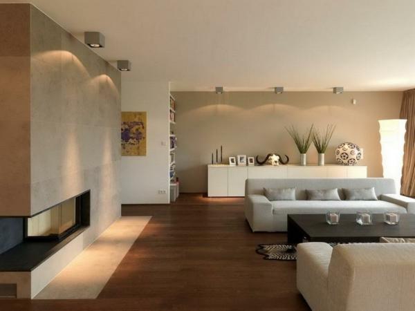 Wandgestaltung Wohnzimmer Fernseher Home Design Ideen