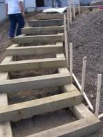 Gartentreppe selber bauen und sich den Weg durch den ...