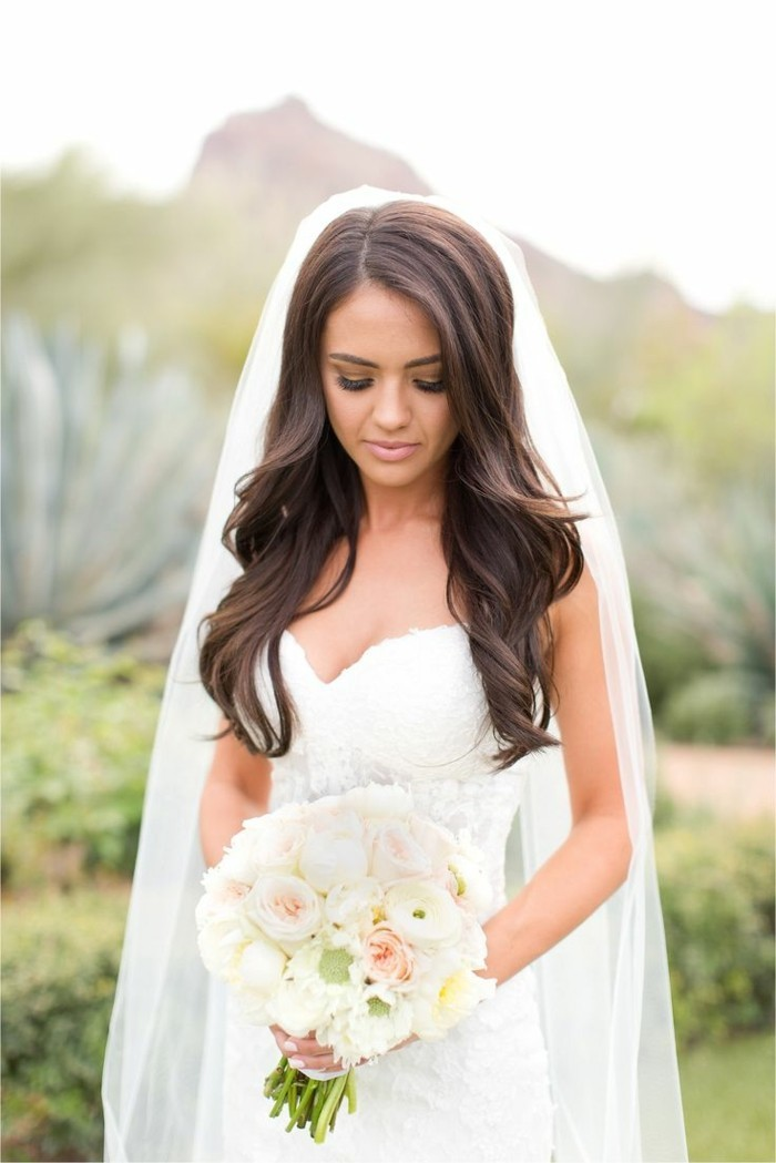 30 Pretty Cool Rustic Wedding Hairstyles Mit Bildern