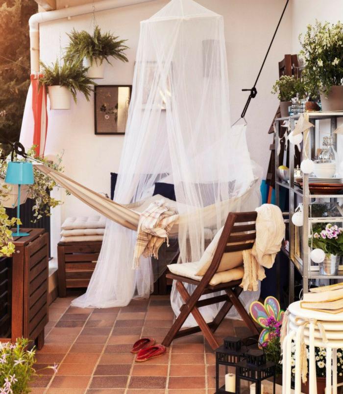 Balkongestaltung Ein Kleiner Ort Voller Entspannung Und
