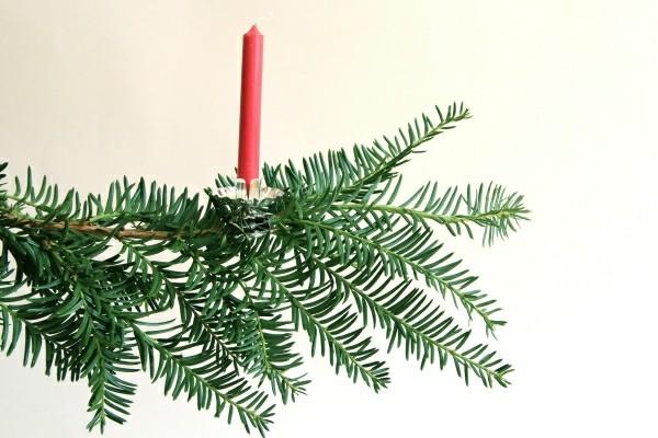 Weihnachtsbaum Kerzenhalter Ideen Und Sicherheitstipps