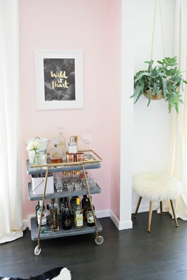 Wohnung Einrichtungsideen | Darum Liegt Altrosa Im Trend ...