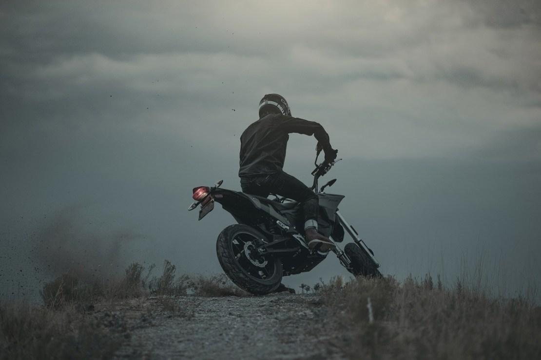 Zero FXS electric motorcycle