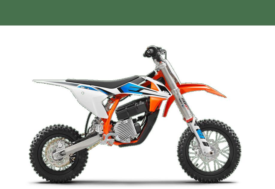 KTM SX-E5 electric motorcycle
