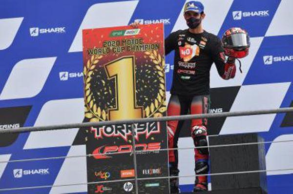 MotoE World Cup - MotoGP