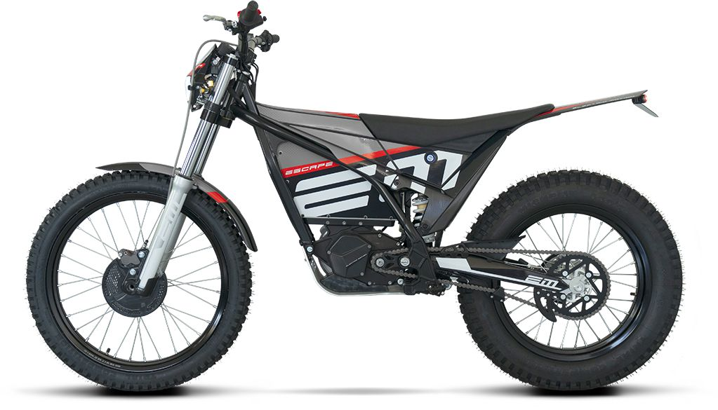 Electric motion Escape  Electric motorcycle