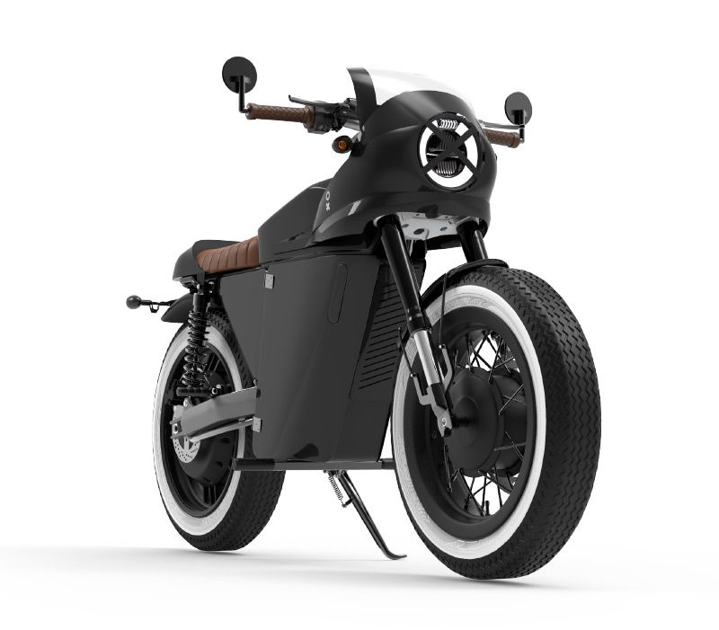 Ox One electric, Ox One,  electric  motorcycle.