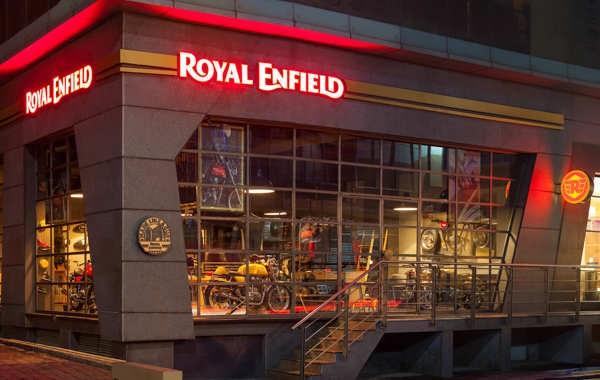 Royal Enfield, Eicher Motors, electric motorcycle,