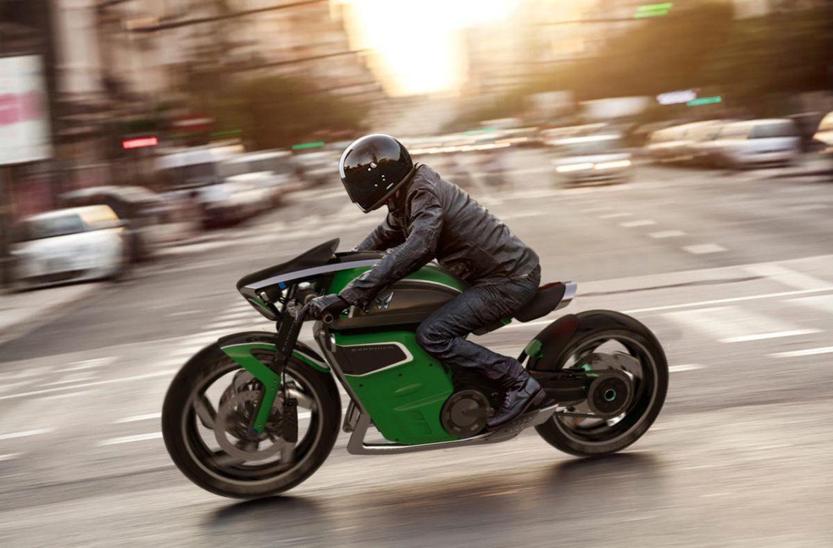 Expannia concept motorcycle