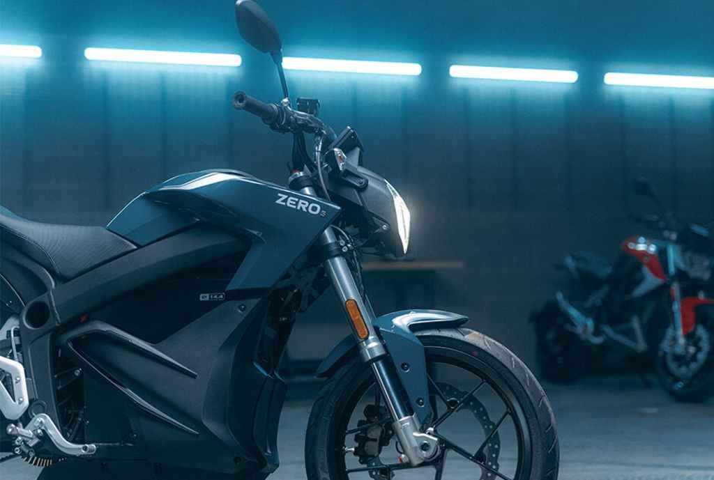 Zero motorcycles Early Release 2022