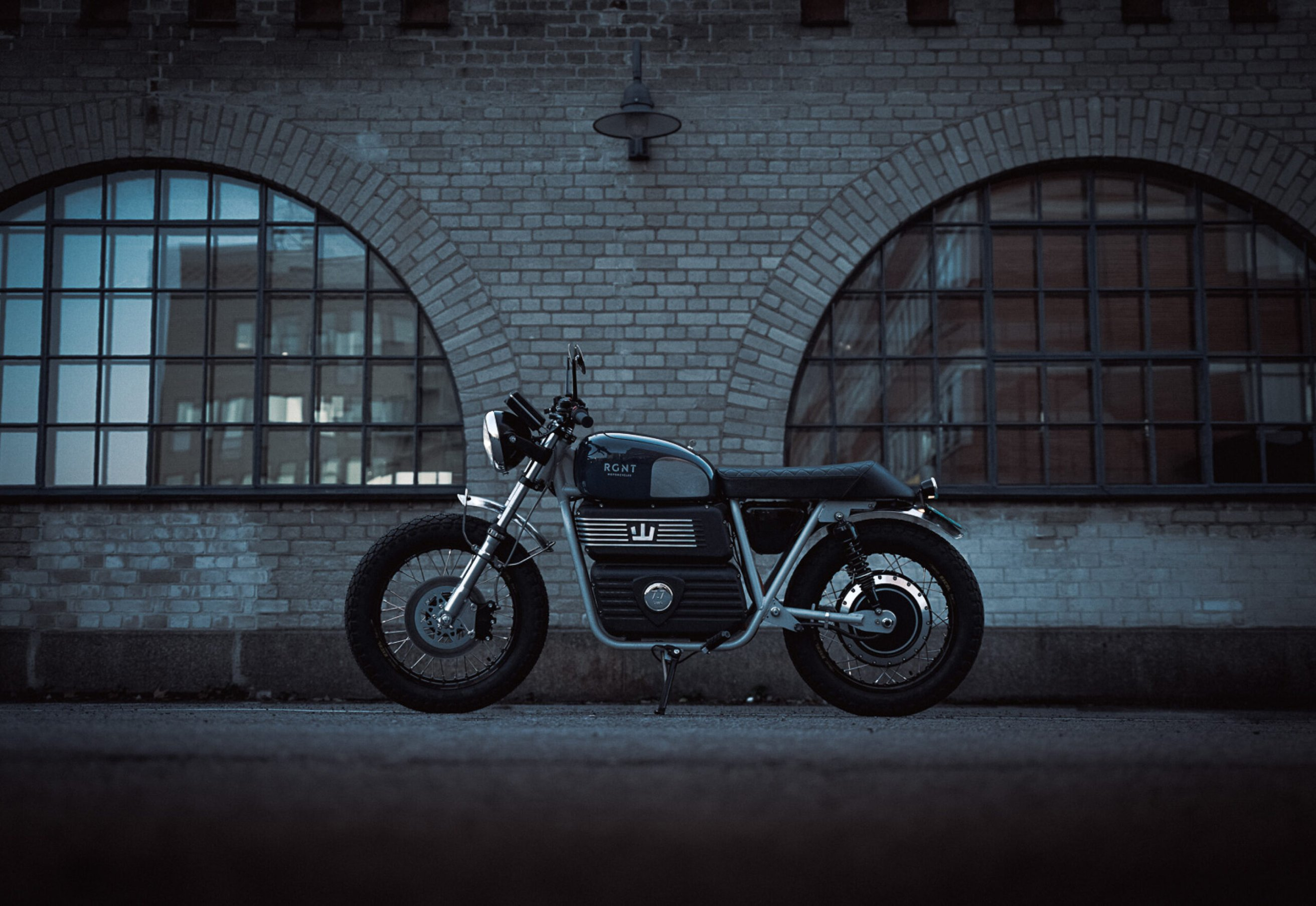 RGNT No.1 Retro Motorcycle Opens For Orders