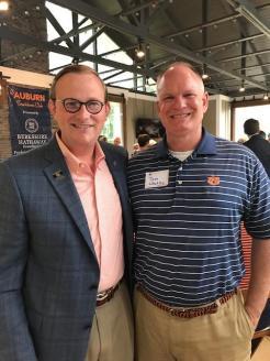 With Senator Tom Whatley