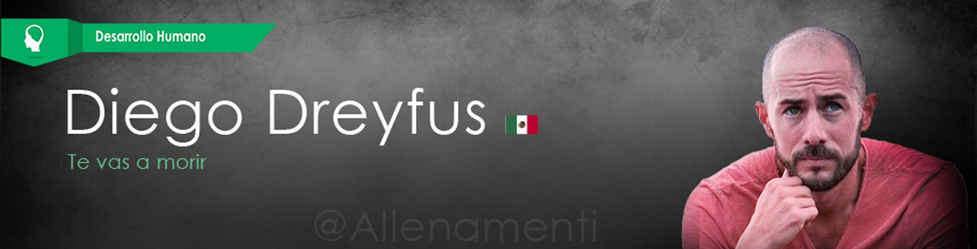 Diego Dreyfus (Semblanza) - Allenamenti Speakers Bureau
